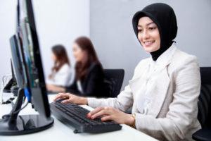 Thème voile et travail Islam et travail groupe de parole consultation psychologique pour femme femmes musulmane musulmanes Hanane BENCHIKH Psychologue